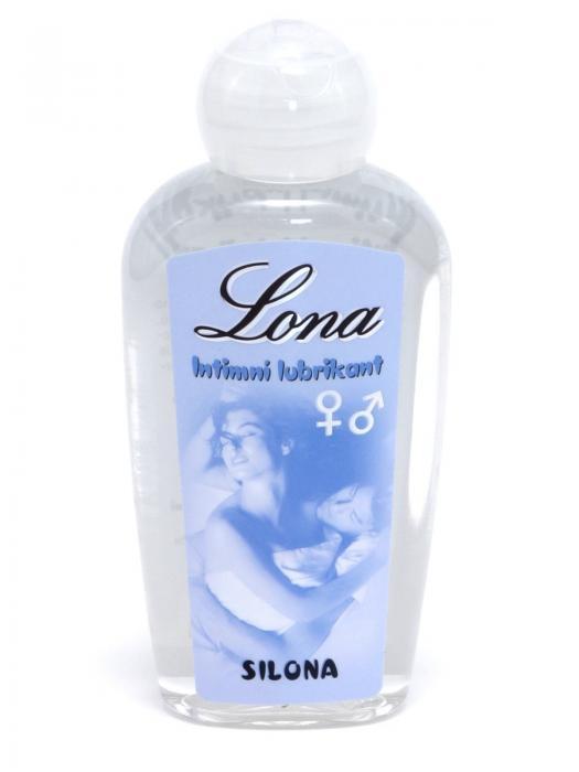 Silikonový gel Lona Silona