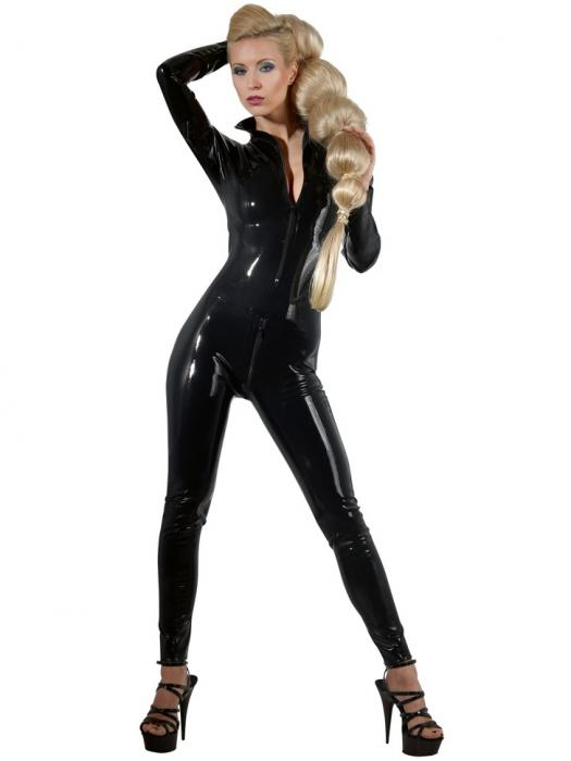 Latexový catsuit