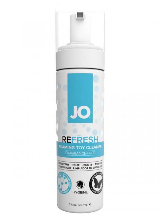 Čisticí pěna na erotické pomůcky System JO Refresh Toy Cleaner (207 ml)